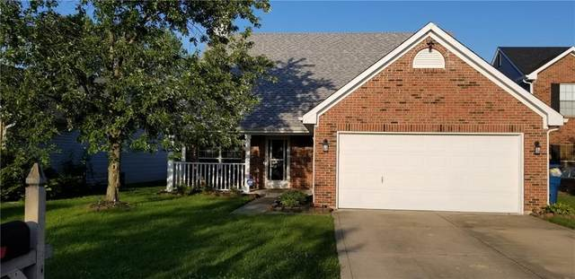 5231 Lakeside Manor Drive, Indianapolis, IN 46254 (MLS #21729213) :: Anthony Robinson & AMR Real Estate Group LLC