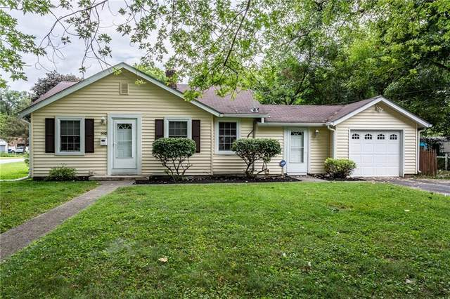 6615 Hillside Ave, Indianapolis, IN 46220 (MLS #21729292) :: Mike Price Realty Team - RE/MAX Centerstone