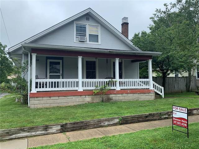56 Central Avenue, Franklin, IN 46131 (MLS #21729308) :: AR/haus Group Realty