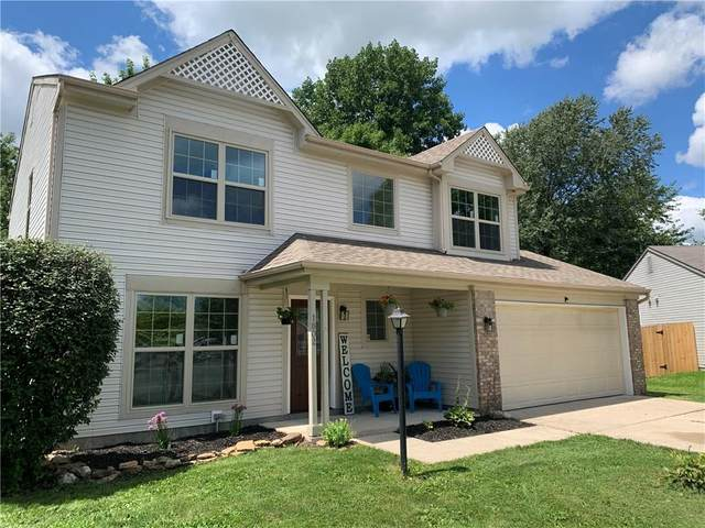 1802 Woodstream Court, Westfield, IN 46074 (MLS #21729470) :: Anthony Robinson & AMR Real Estate Group LLC