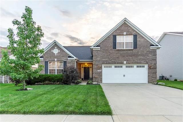 8708 N Deer Crossing Boulevard, Mccordsville, IN 46055 (MLS #21729503) :: Anthony Robinson & AMR Real Estate Group LLC