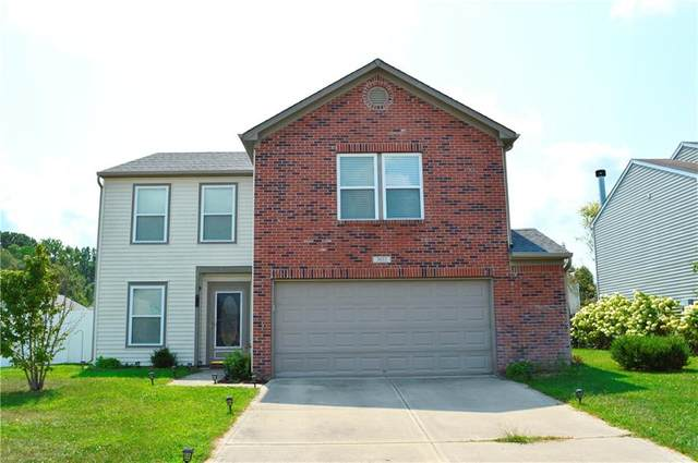 3033 W Meadowbend Lane, Monrovia, IN 46157 (MLS #21729529) :: David Brenton's Team