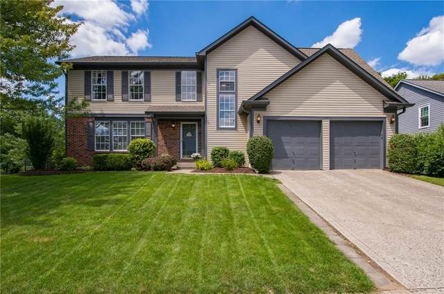 7232 Tarragon Lane, Indianapolis, IN 46237 (MLS #21729623) :: Anthony Robinson & AMR Real Estate Group LLC