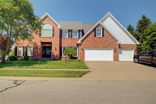 2415 Derby Drive, Shelbyville, IN 46176 (MLS #21729628) :: Mike Price Realty Team - RE/MAX Centerstone