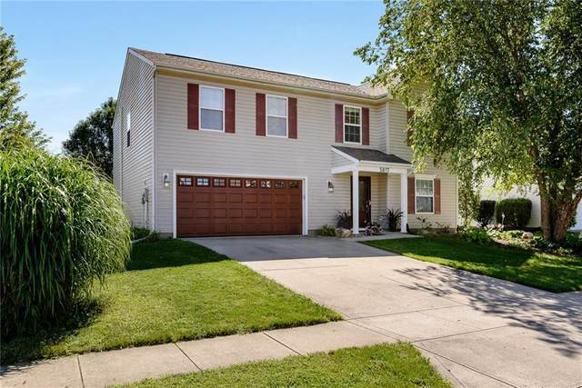 5817 Safari Drive, Indianapolis, IN 46237 (MLS #21729756) :: Mike Price Realty Team - RE/MAX Centerstone
