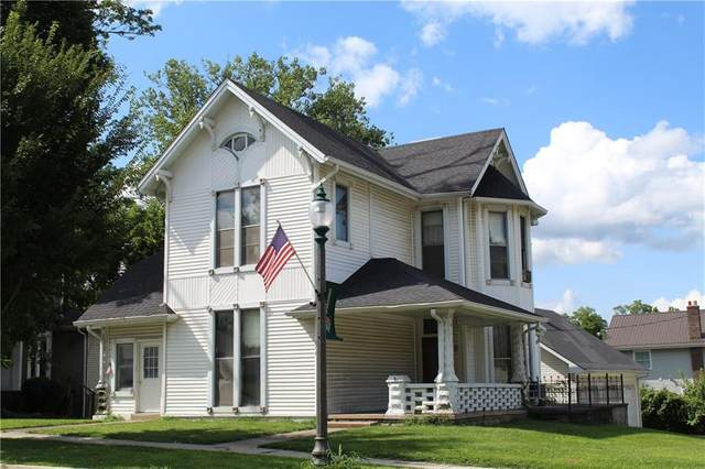307 E Washington Street, Greencastle, IN 46135 (MLS #21729982) :: Mike Price Realty Team - RE/MAX Centerstone
