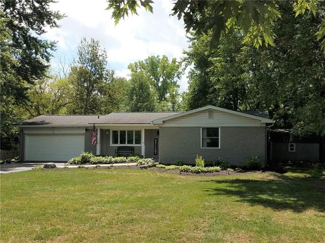 8537 Crown Point Road, Indianapolis, IN 46278 (MLS #21730010) :: Your Journey Team
