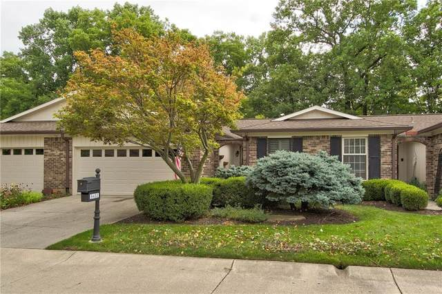 8453 Quail Hollow Road, Indianapolis, IN 46260 (MLS #21730075) :: Ferris Property Group