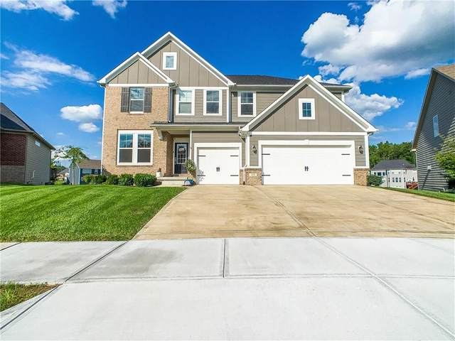 3211 Gray Hawk Drive, Columbus, IN 47201 (MLS #21730137) :: Anthony Robinson & AMR Real Estate Group LLC