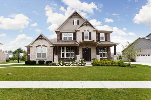 11329 Still Creek Drive, Zionsville, IN 46077 (MLS #21730332) :: Anthony Robinson & AMR Real Estate Group LLC