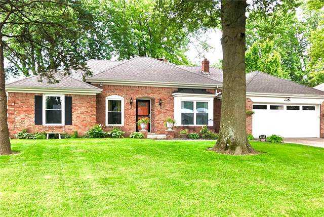 449 Greenacres Drive, Crawfordsville, IN 47933 (MLS #21730485) :: Mike Price Realty Team - RE/MAX Centerstone
