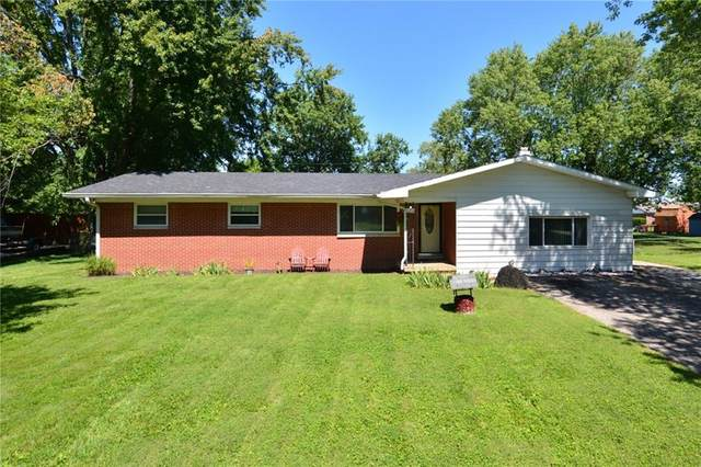 10254 Medallion Drive, Indianapolis, IN 46231 (MLS #21730568) :: Mike Price Realty Team - RE/MAX Centerstone