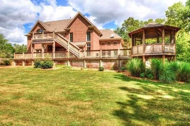 2416 River Birch Drive, Avon, IN 46123 (MLS #21730660) :: Richwine Elite Group