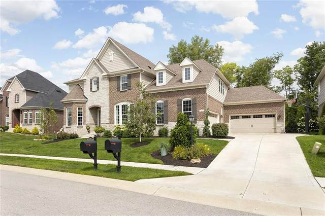 11324 Still Creek Drive, Zionsville, IN 46077 (MLS #21730722) :: Anthony Robinson & AMR Real Estate Group LLC