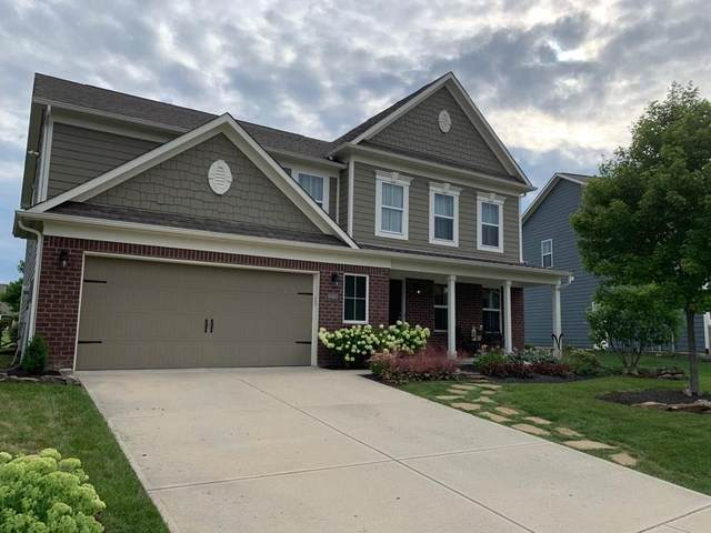 10903 Stoneleigh Drive, Noblesville, IN 46060 (MLS #21730836) :: Richwine Elite Group