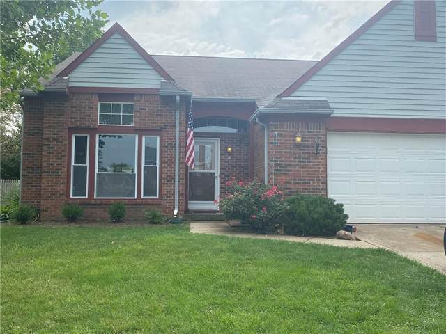 403 Seabreeze Circle, Avon, IN 46123 (MLS #21730865) :: AR/haus Group Realty