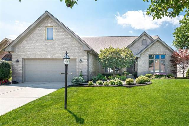12726 Stanwich Place, Carmel, IN 46033 (MLS #21730889) :: AR/haus Group Realty