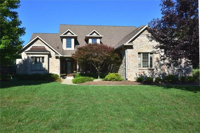 4556 Pascagoula Run, Greenwood, IN 46143 (MLS #21730929) :: Mike Price Realty Team - RE/MAX Centerstone