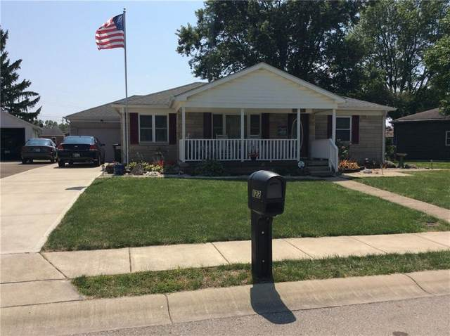 122 Roosevelt Drive, Greenfield, IN 46140 (MLS #21731090) :: AR/haus Group Realty