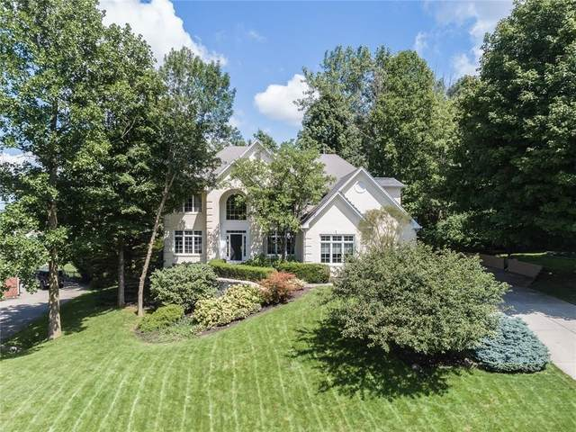 12994 Shoreline Boulevard, Fishers, IN 46055 (MLS #21731169) :: Anthony Robinson & AMR Real Estate Group LLC