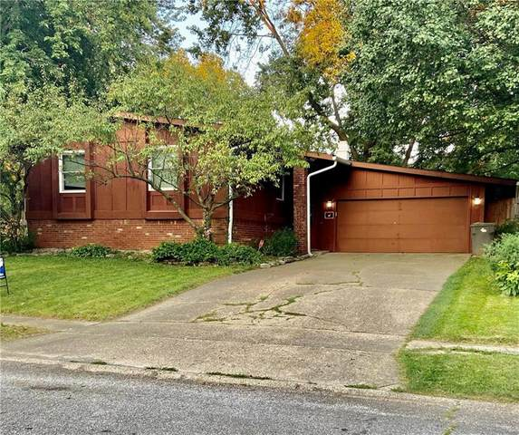 7233 Snowflake Drive, Indianapolis, IN 46227 (MLS #21731575) :: Mike Price Realty Team - RE/MAX Centerstone