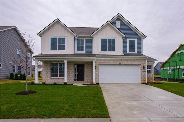 142 Lander Bluff Court, Cicero, IN 46034 (MLS #21731700) :: Realty ONE Group Dream