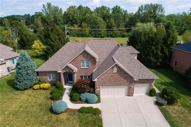 712 Willow Pointe North Drive, Plainfield, IN 46168 (MLS #21731745) :: Dean Wagner Realtors