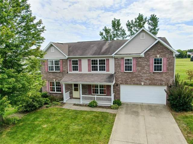 6783 Hampshire Drive, Zionsville, IN 46077 (MLS #21731954) :: Mike Price Realty Team - RE/MAX Centerstone