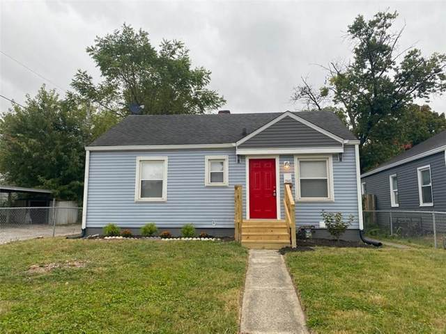 2045 N Linwood Avenue, Indianapolis, IN 46218 (MLS #21732025) :: The ORR Home Selling Team