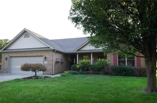 3428 Berkshire Place, Columbus, IN 47203 (MLS #21732319) :: Anthony Robinson & AMR Real Estate Group LLC