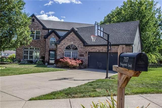 7117 Bridgemont Court, Avon, IN 46123 (MLS #21732365) :: Mike Price Realty Team - RE/MAX Centerstone