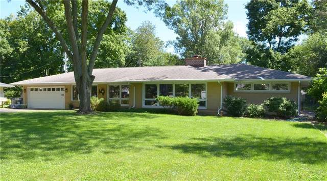 3305 Nugent Boulevard, Columbus, IN 47203 (MLS #21732469) :: Anthony Robinson & AMR Real Estate Group LLC