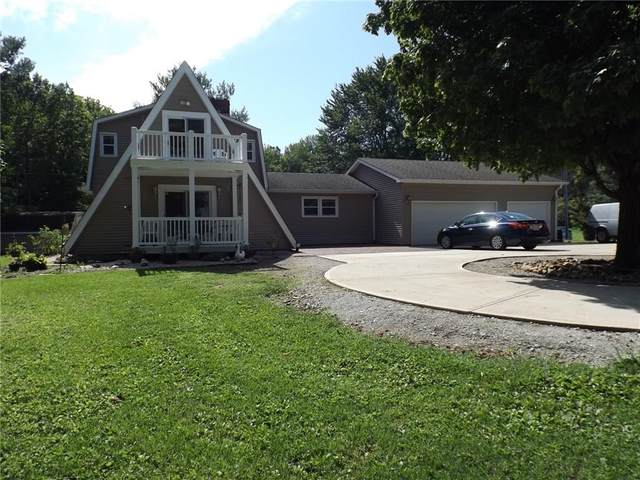 4401 N Billman, Shelbyville, IN 46176 (MLS #21732605) :: Mike Price Realty Team - RE/MAX Centerstone