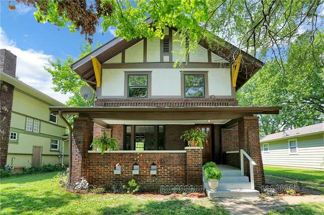 4010 Ruckle Street, Indianapolis, IN 46205 (MLS #21732679) :: Anthony Robinson & AMR Real Estate Group LLC