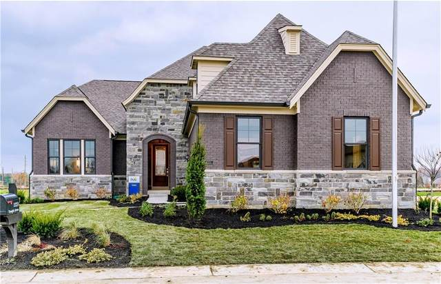 11233 Temple Drive, Carmel, IN 46032 (MLS #21732757) :: Richwine Elite Group