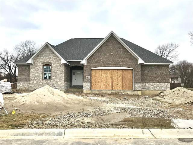 6624 Ventnor Lane, Indianapolis, IN 46217 (MLS #21734044) :: Corbett & Company