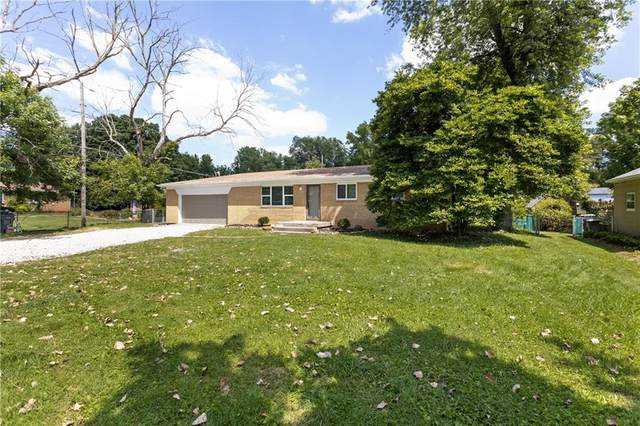 3741 S Meridian Street, Indianapolis, IN 46217 (MLS #21734429) :: Anthony Robinson & AMR Real Estate Group LLC