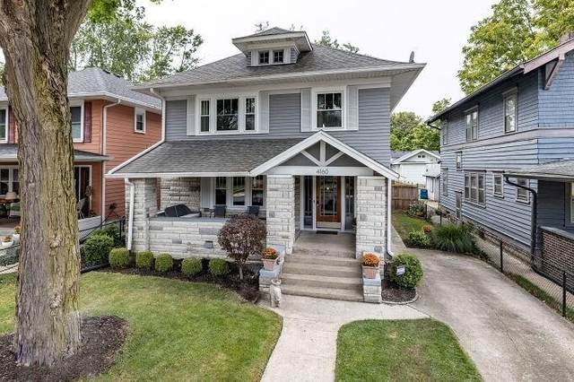 4160 Broadway Street, Indianapolis, IN 46205 (MLS #21734448) :: Dean Wagner Realtors