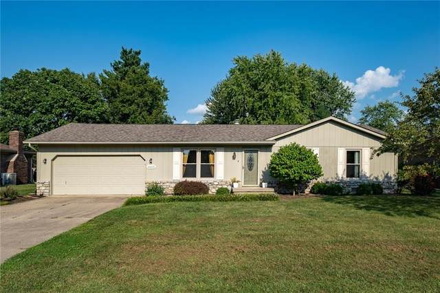 4913 N Riverside Drive, Columbus, IN 47203 (MLS #21734798) :: Mike Price Realty Team - RE/MAX Centerstone