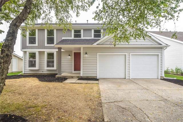 7809 Cardinal Cove N, Indianapolis, IN 46256 (MLS #21735083) :: Anthony Robinson & AMR Real Estate Group LLC