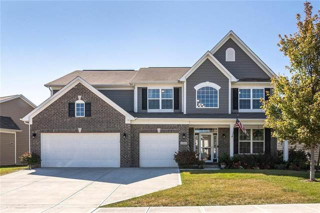 15809 Eastpark Drive, Noblesville, IN 46060 (MLS #21735108) :: Richwine Elite Group