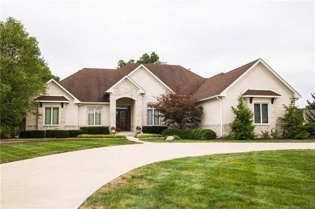 4861 Krestridge Court W, Bargersville, IN 46106 (MLS #21735144) :: Anthony Robinson & AMR Real Estate Group LLC