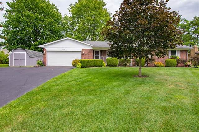 7229 Avalon Trail Court, Indianapolis, IN 46250 (MLS #21735234) :: Anthony Robinson & AMR Real Estate Group LLC