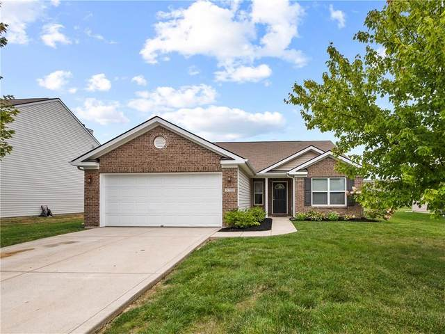 5751 Brookstone Drive, Indianapolis, IN 46234 (MLS #21735240) :: Anthony Robinson & AMR Real Estate Group LLC