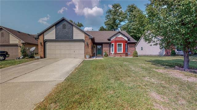 11030 Hunters Boulevard, Indianapolis, IN 46235 (MLS #21735295) :: David Brenton's Team
