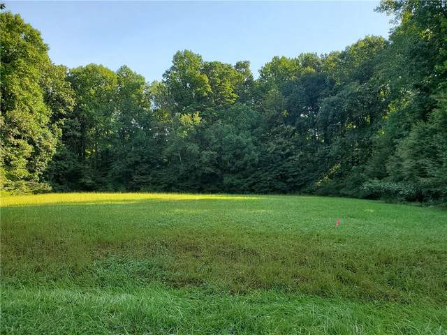 1460 NE Kutenai Trail, Greensburg, IN 47240 (MLS #21735420) :: Mike Price Realty Team - RE/MAX Centerstone