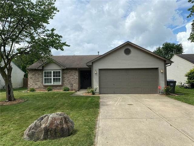 1421 Lynnwood Drive, Anderson, IN 46012 (MLS #21735490) :: Mike Price Realty Team - RE/MAX Centerstone