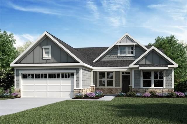 3931 Elkhorn Way, Westfield, IN 46074 (MLS #21735492) :: The ORR Home Selling Team