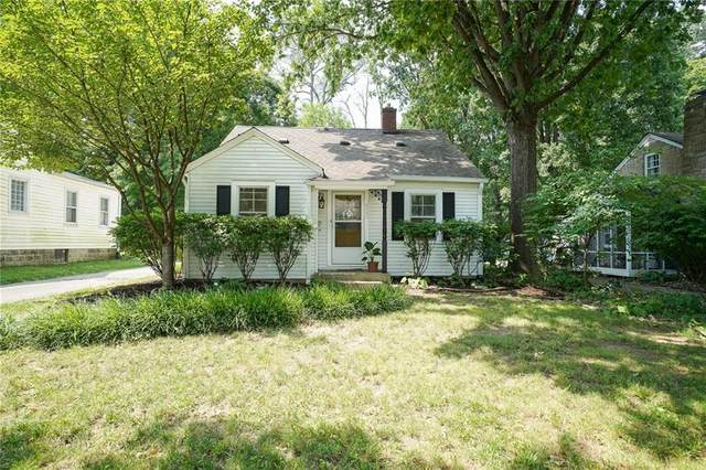 6242 Evanston Avenue, Indianapolis, IN 46220 (MLS #21735501) :: Mike Price Realty Team - RE/MAX Centerstone