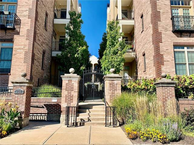 450 E Ohio Street #218, Indianapolis, IN 46204 (MLS #21735518) :: Richwine Elite Group